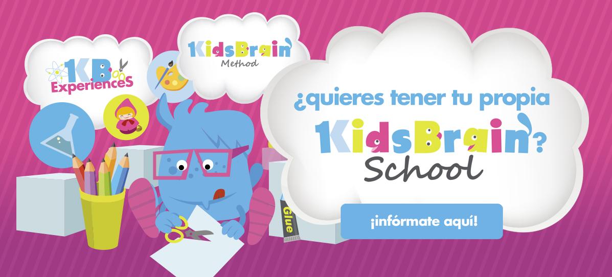 ¿Quieres tener tu propia KidsBrain School?