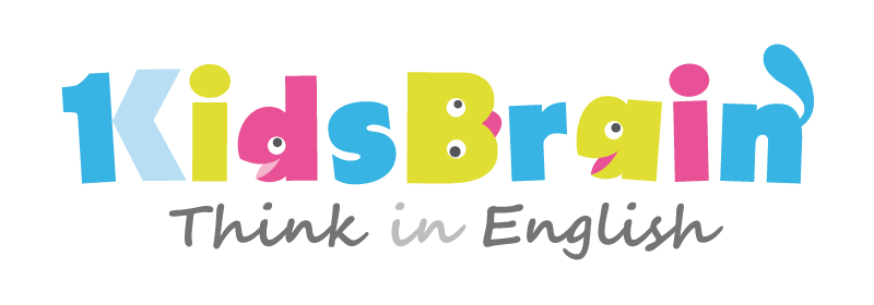 KidsBrain Think in English